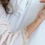 nanadecorの人気のナイトウエア、安らかに眠るスズランシリーズ